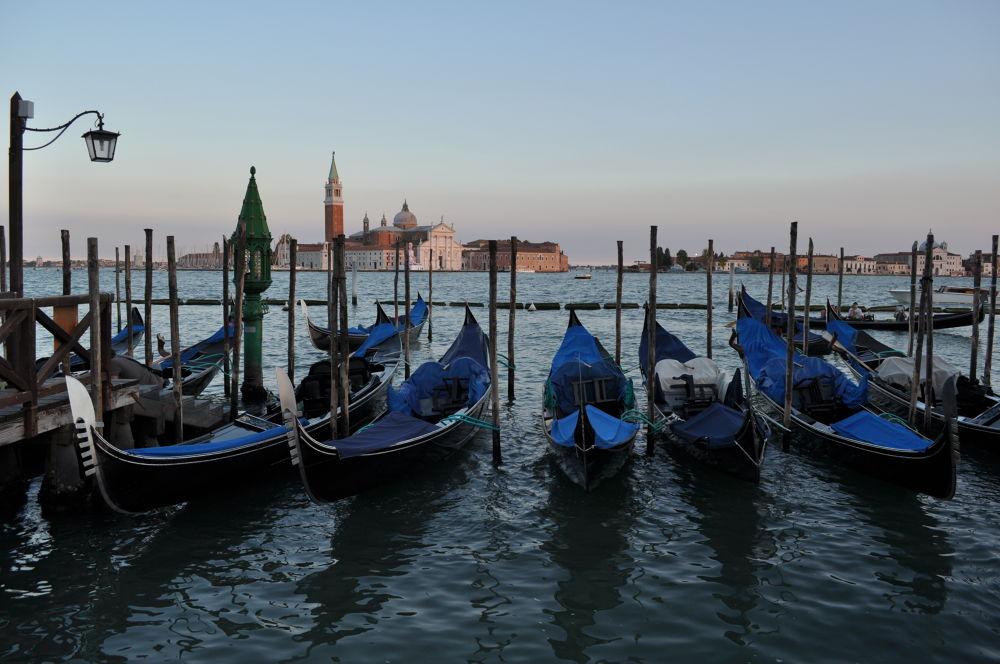 Gondolas by ATHINADOKA