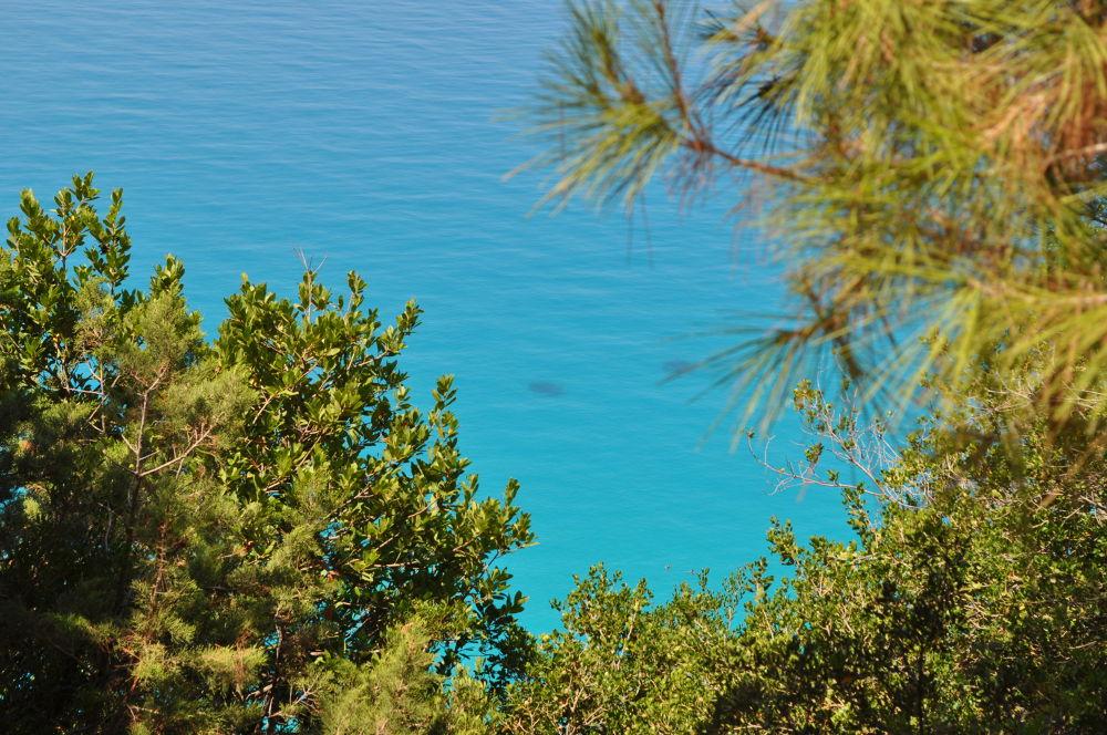 Deep Blue @ Lefkada Island by ATHINADOKA