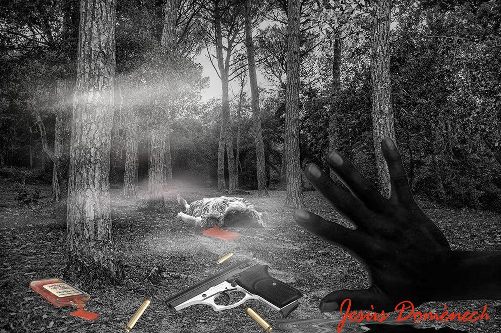 Muerte en el bosque by jesusdomenechfont9