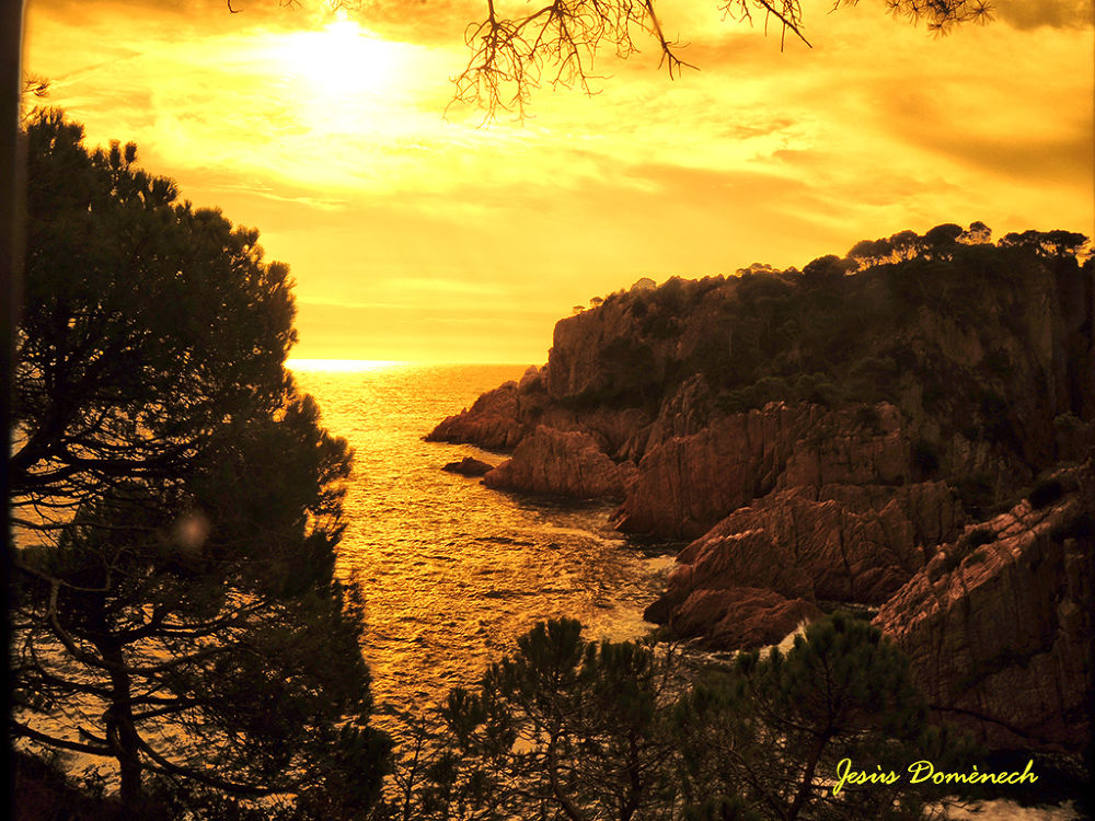 Sunset 2 by jesusdomenechfont9