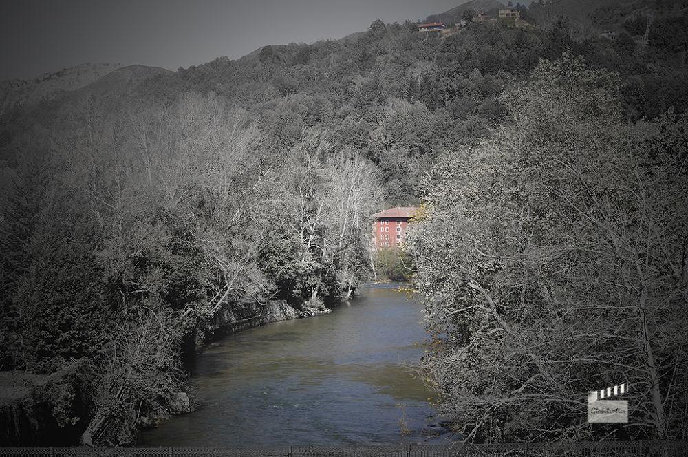 El recodo del rio) by jesusdomenechfont9