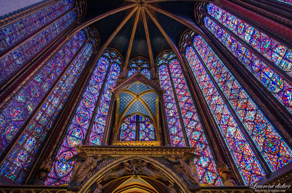 la sainte chapelle - paris 11 sept 2013 by didierlaurent503