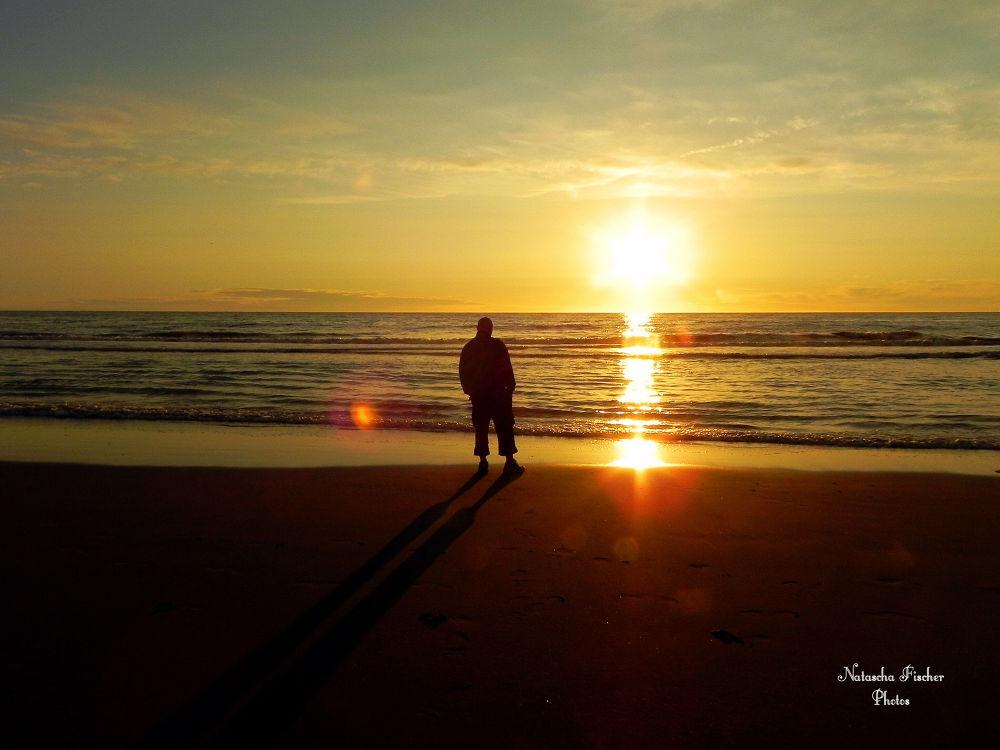 Romantic sunset by Natascha Fischer