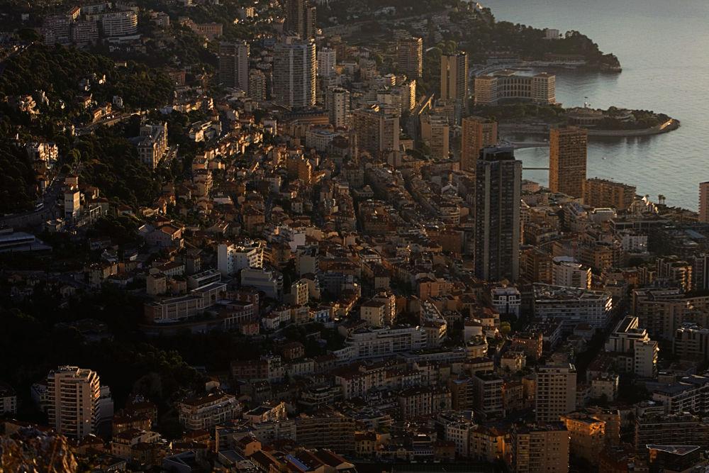 Photo in Urban #monaco #sunrise