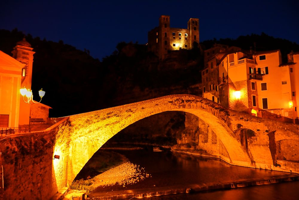Dolceacqua Italie by gilles couturier