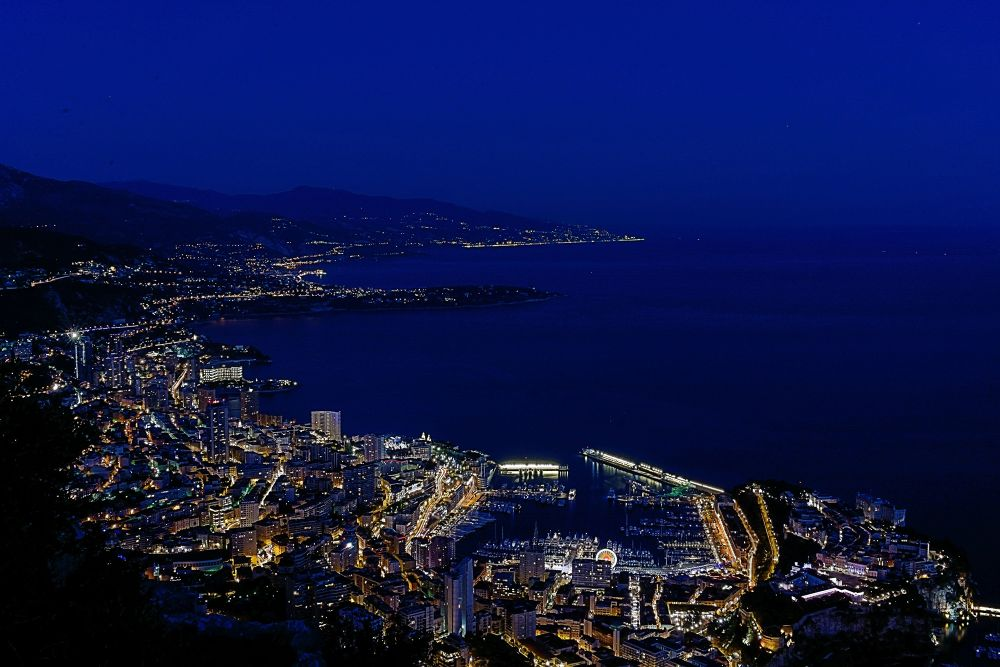 Monaco by gilles couturier