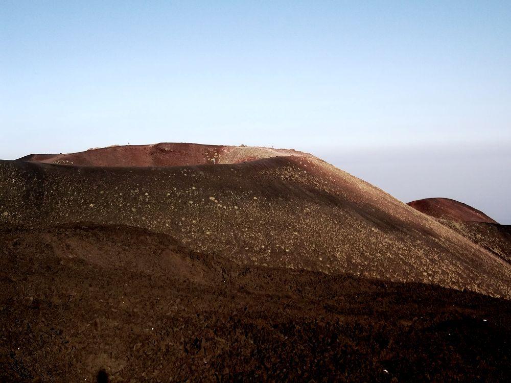 mt Etna by nino