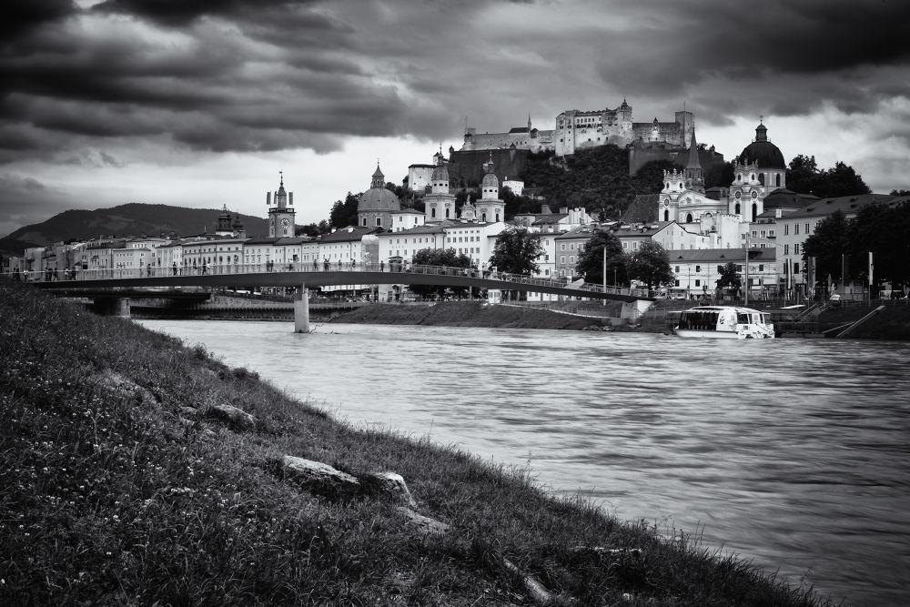 Salzburg Under Siege  by Justin Bowen