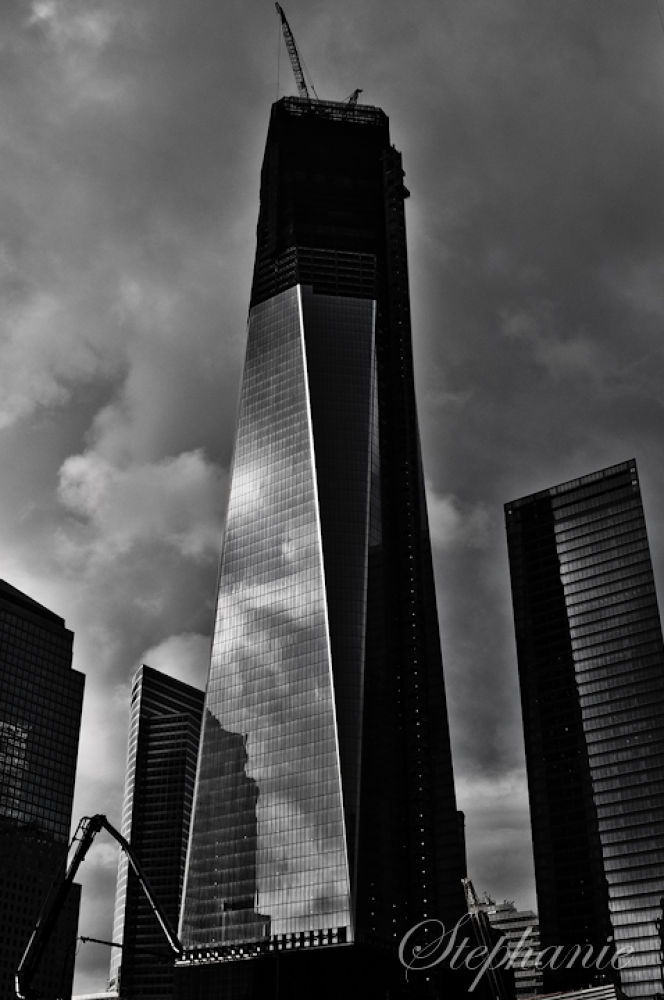Twin Tower by stephaniephotography