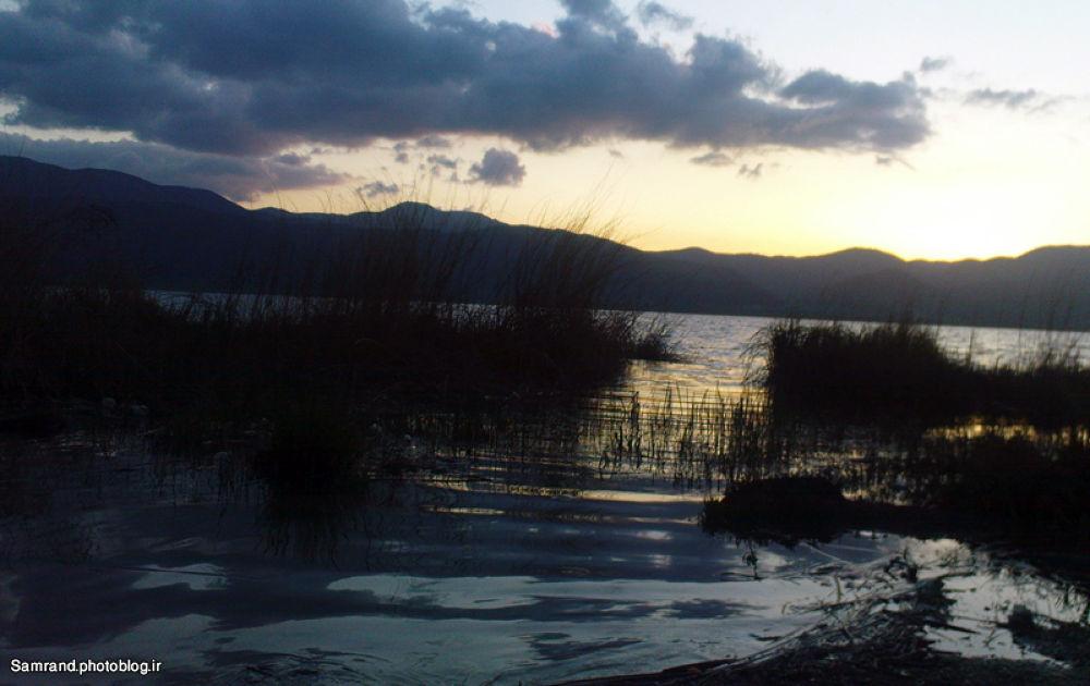 Photo in Landscape #lake #zarivar #zrebar #kurdistan #marivan #iran #kurd