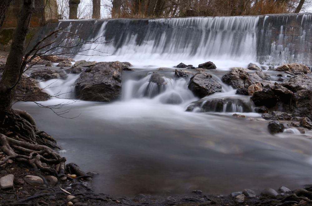 The river by IsabelMaldonado