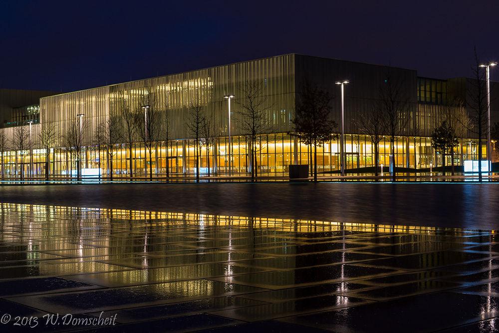 ThyssenKrupp Casino, Essen by wolfdomscheit