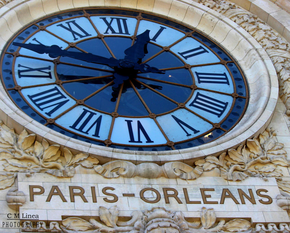 Gare d'Orsay by cmlinea