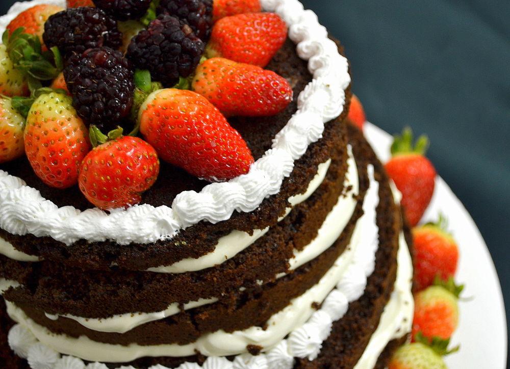 Naked Cake by Kenzo