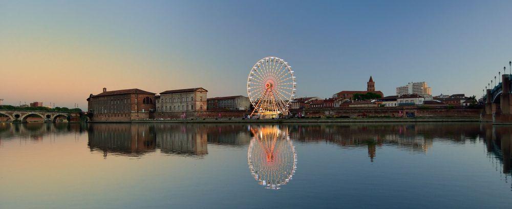 Toulouse by Machegomez