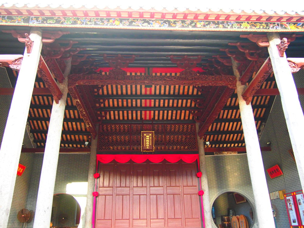 Gorgeous Old Chinese House (2012) by Mickey Lee