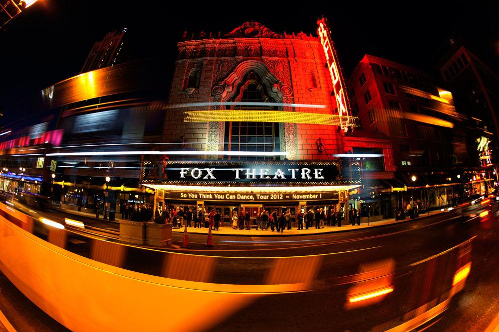 Fox Theatre by RichardKeeling