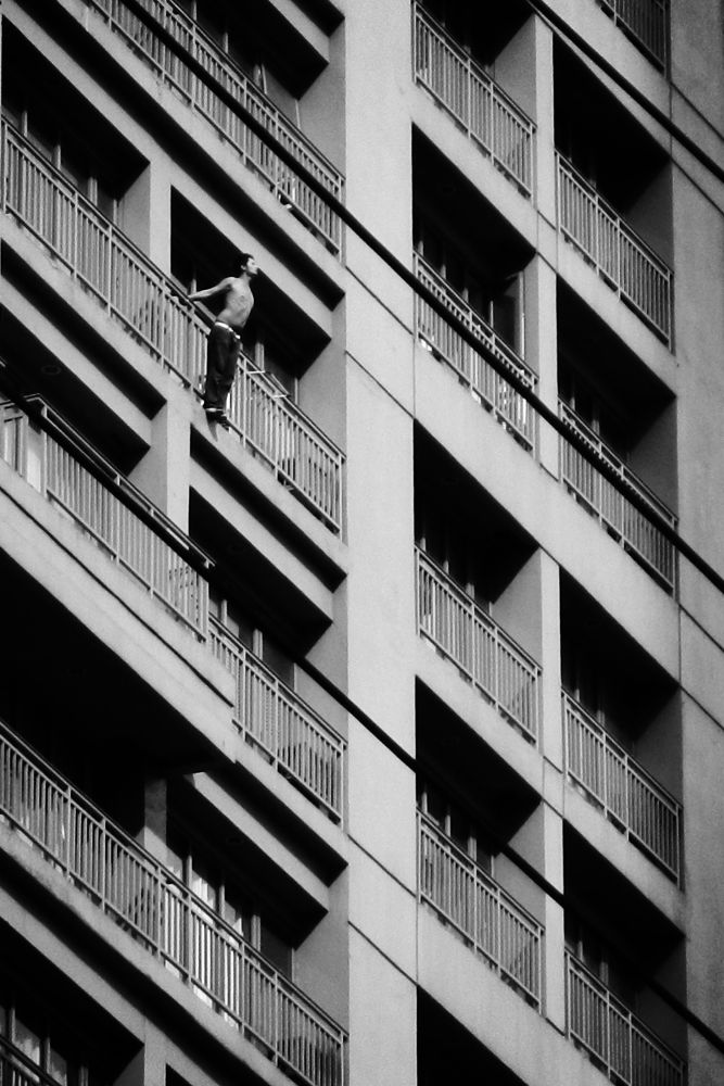Suicide Attempt by Eugene Lim
