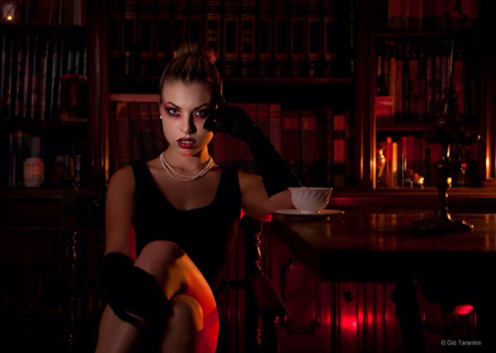 The vampire diaries by giotarantini