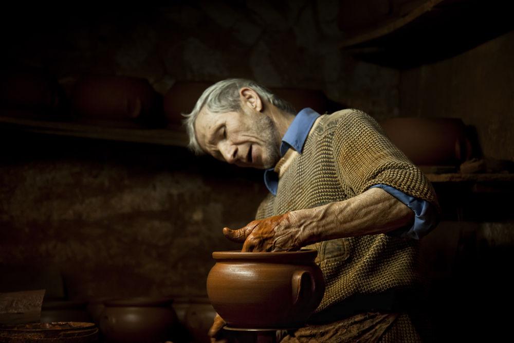 potter by cananyasar