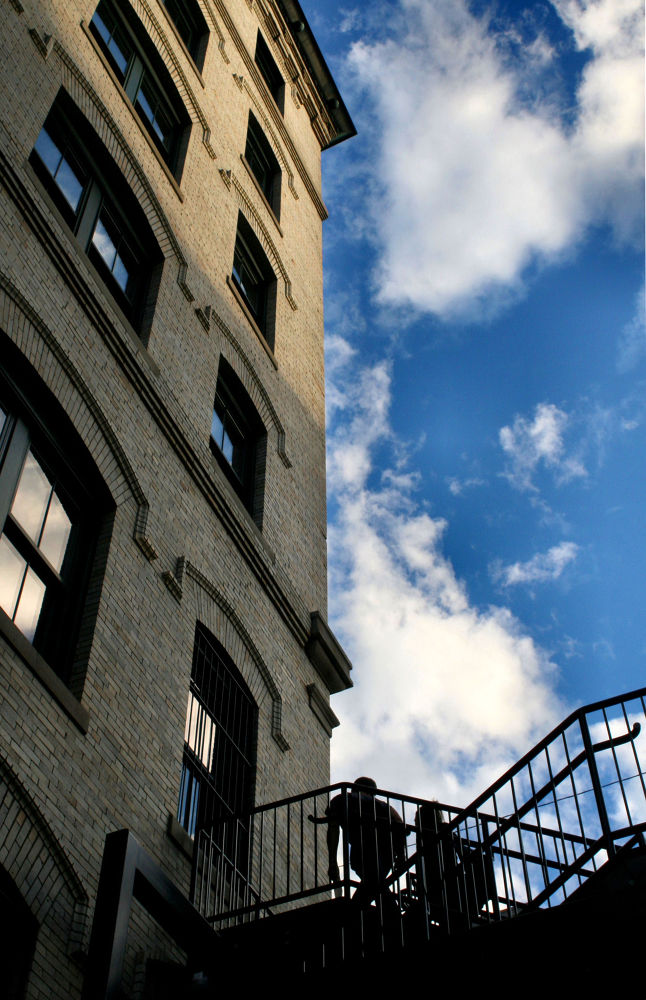 Angled Up - Boston -- 9/7/13 by MishaOtaared