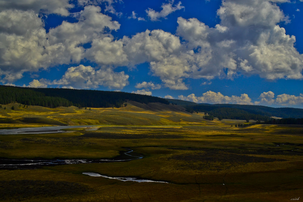 yellowstone  by erichcabigting