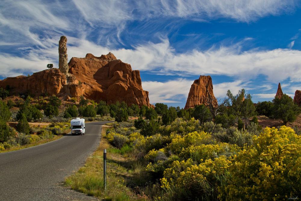 Kodachrome Basin State Park, Utah by erichcabigting