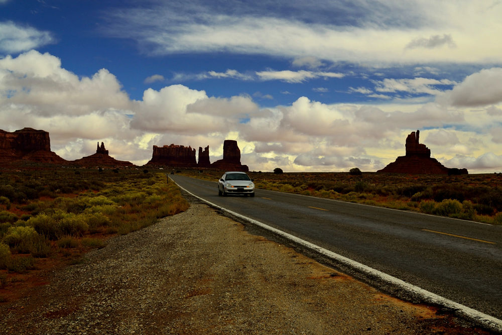 Monument Valley by erichcabigting