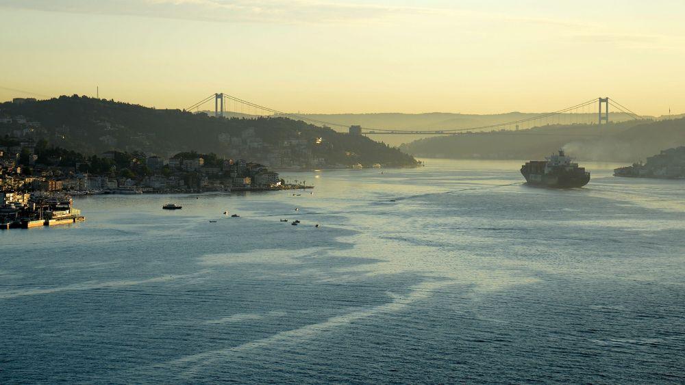 Turkey Boğaz köprüsü by mehmet DENİZ