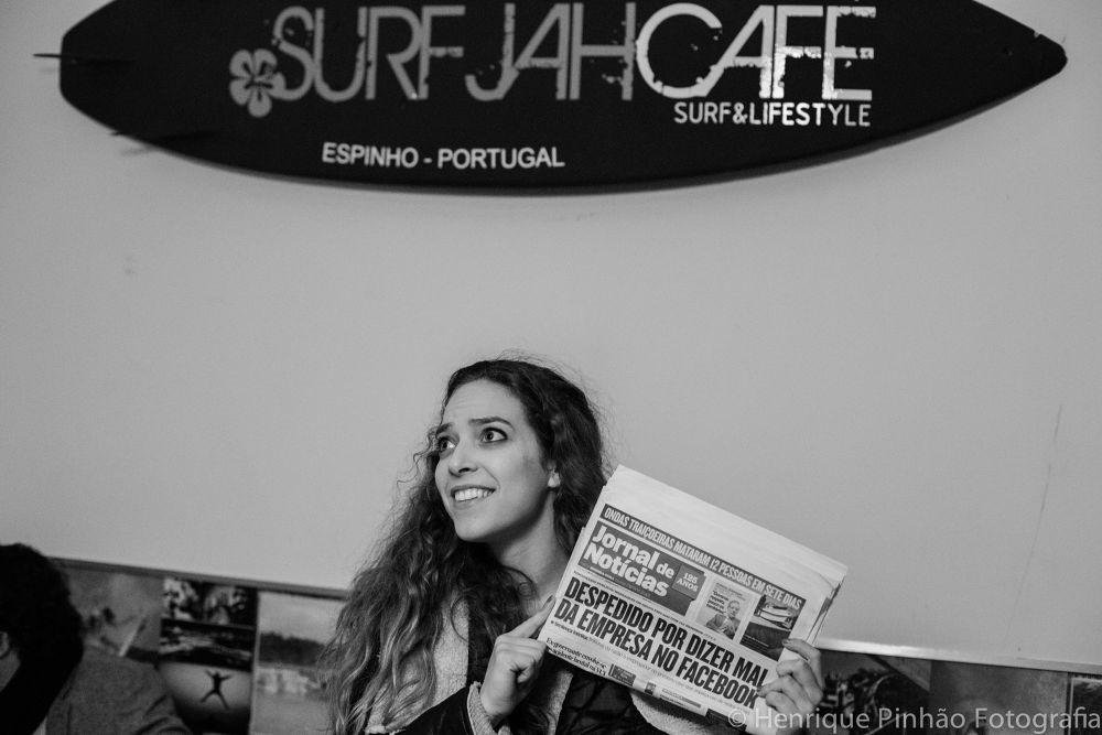 Dad, I got fired! by Henrique Valentim Costa Pinhão