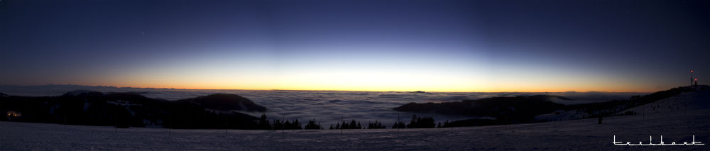 Photo in Landscape #sundown #mountain #clouds