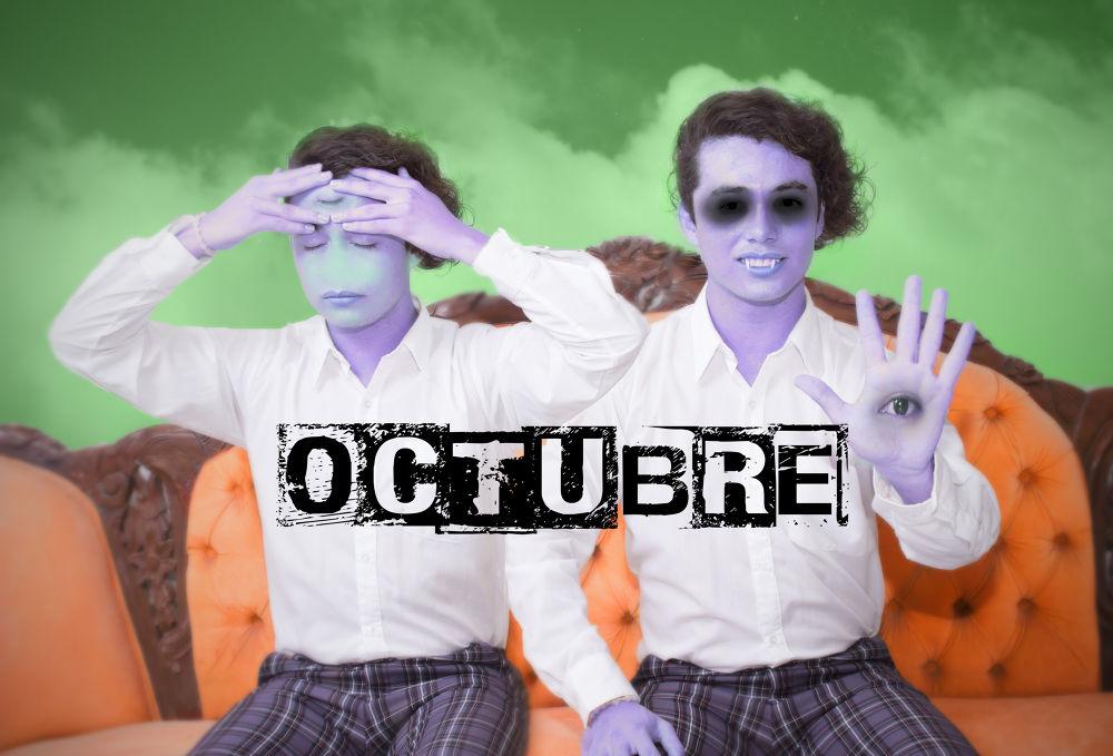 OCTOBER by SheboKanno