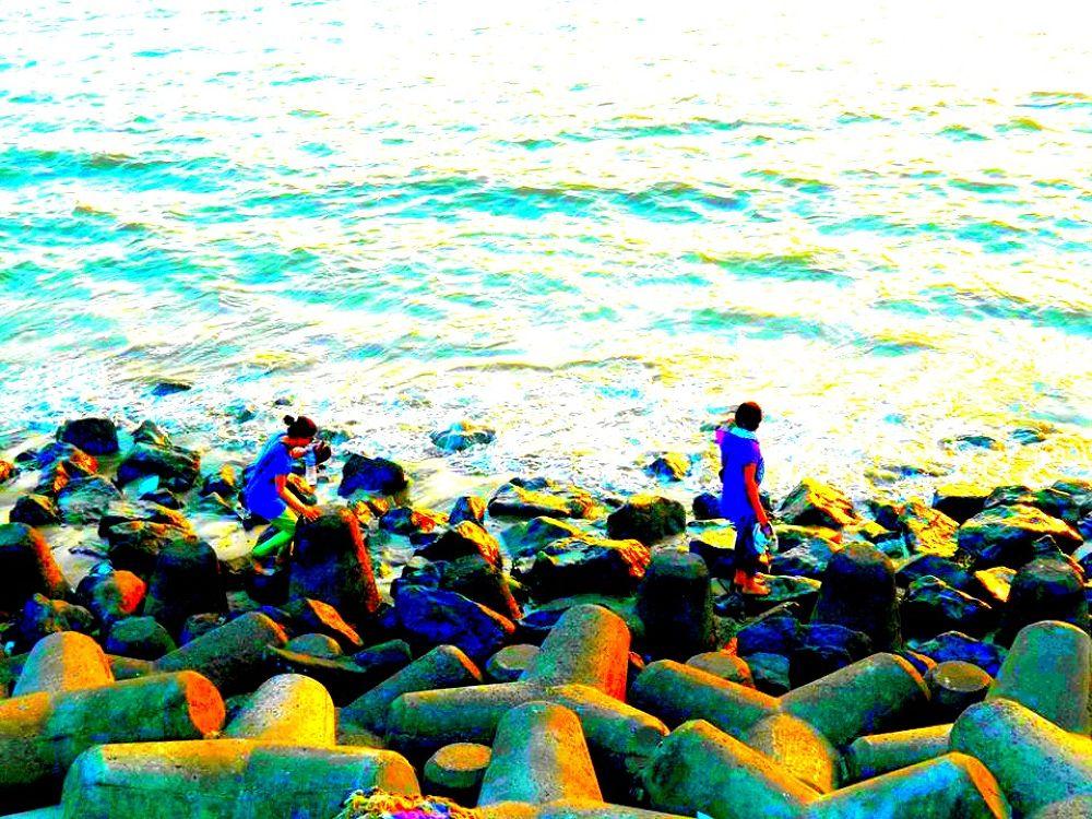 MUMBAI by tigaer007