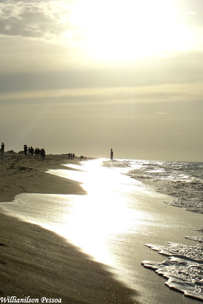 Beach by Willianilson Pessoa
