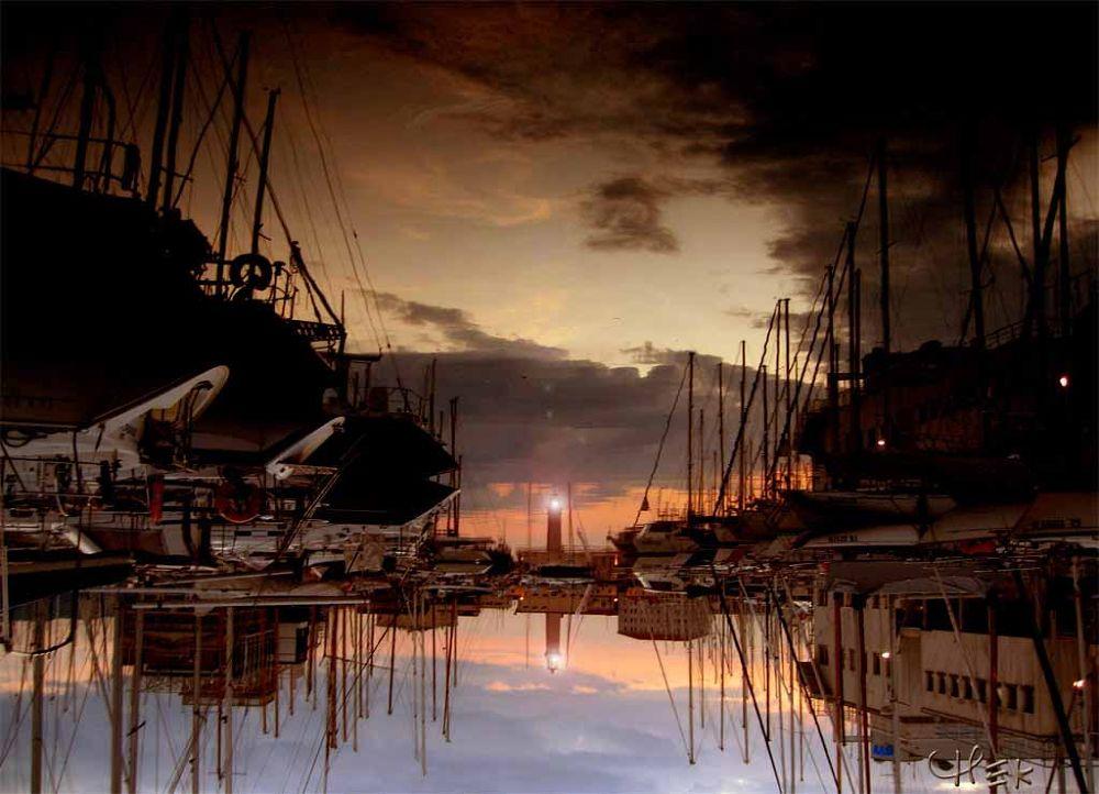 Affetto (reflection) by macridetoni1