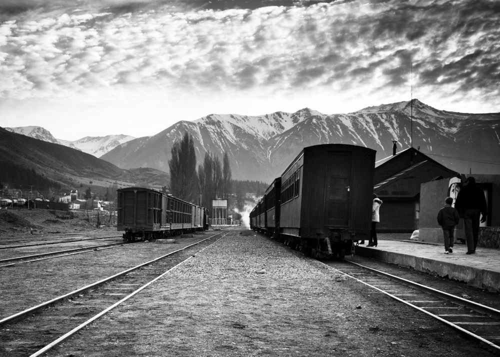 Estación La Trochita - Esquel by Marcedelrio
