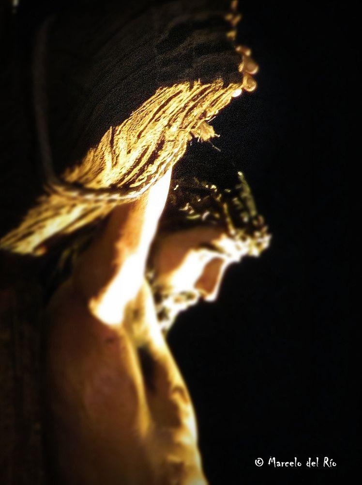 Jesús by Marcedelrio