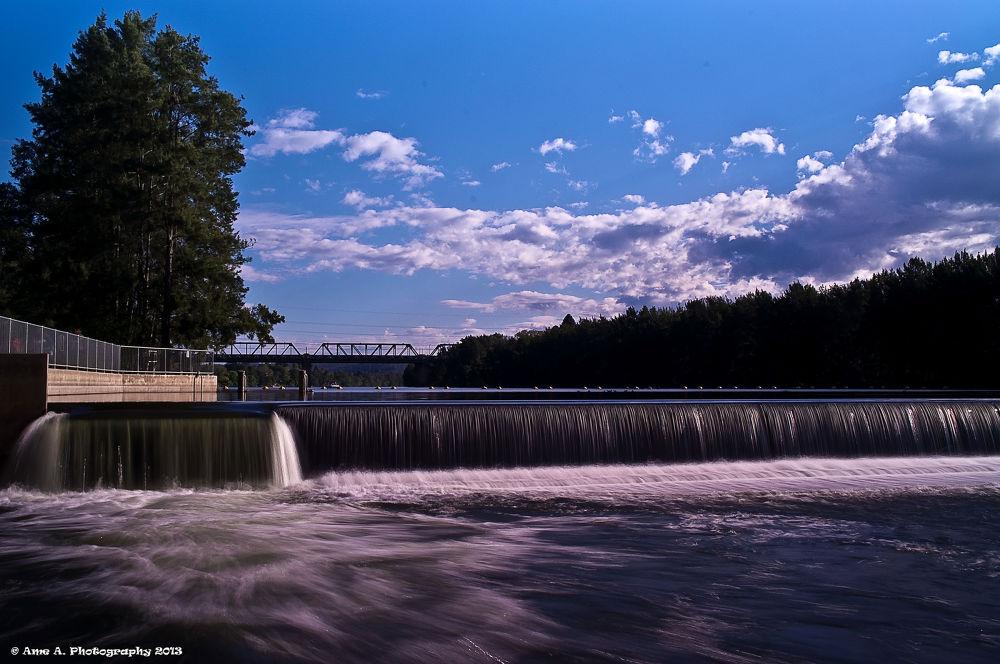 Weir Reserve Dam by Argie Alvarez-Calibo