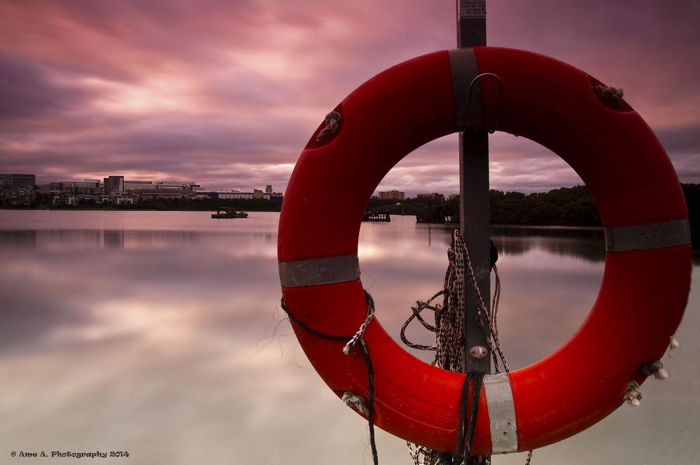 Homebush Bay by Argie Alvarez-Calibo