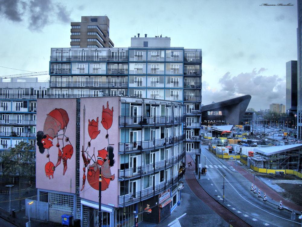 Rotterdam by mauricepancheri