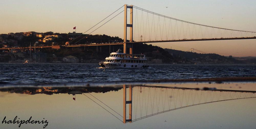istanbuldan yansımalar :) by habipdeniz