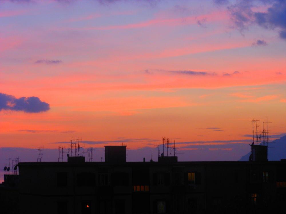 Nuvole rosa. by palumbina