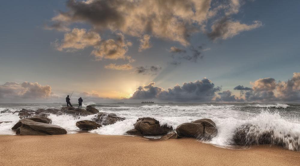 Fishermen by PaulMack01