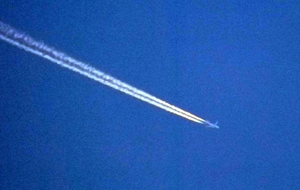 Jet Stream by Angie Hall