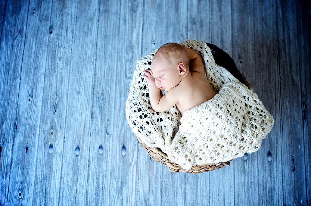 Photo in Portrait #newborn #child #children #boy