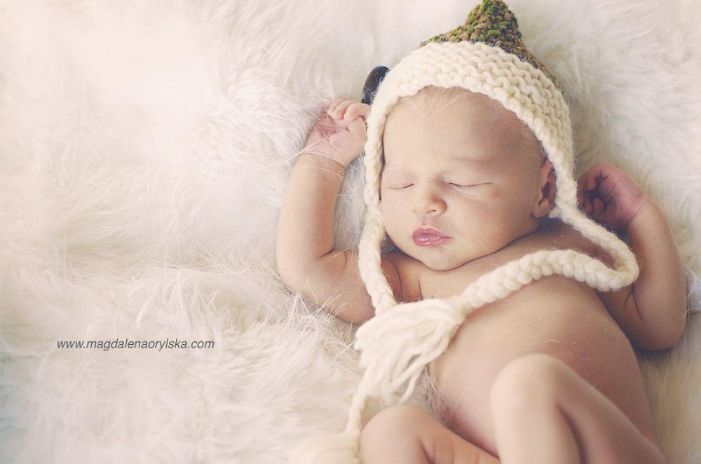 Little M. by MagdalenaOrylska