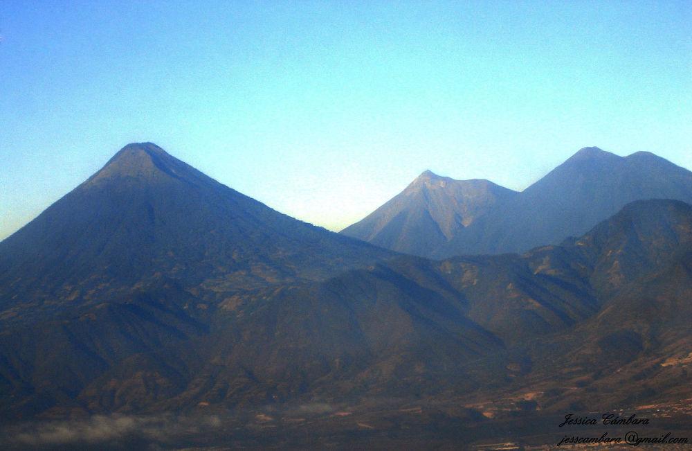 Volcanoes by Jessica Cambara