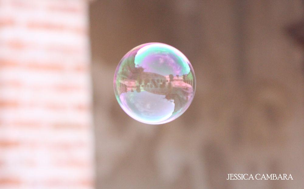 Ruins in a Bubble by Jessica Cambara