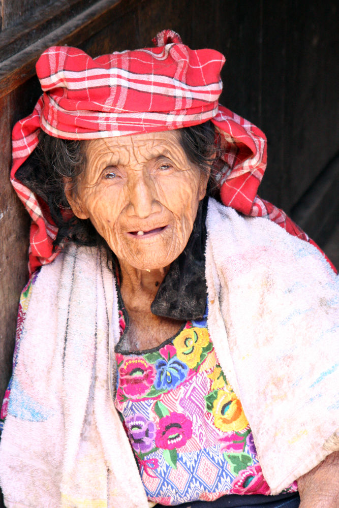Photo in Random #old lady #antigua guatemala