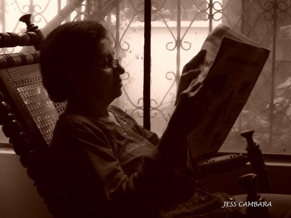Photo in Random #grandmother